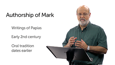 The Authorship of Mark