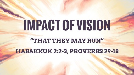 Impact of Vision