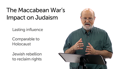 The Impact of Hellenism and the War on Jewish Identity