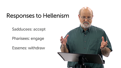 Jewish Responses to Hellenism