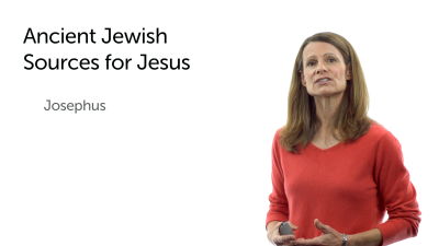 Jewish Sources for Jesus