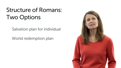 The Structure and Key Verse of Romans