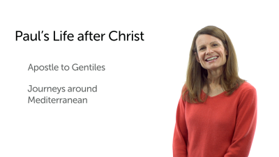 Paul's Life after Christ
