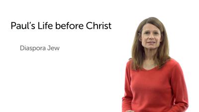 Paul's Life before Christ