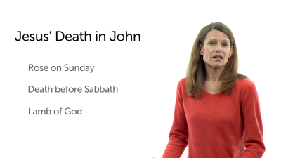 The Timing of Jesus' Death in the Gospels