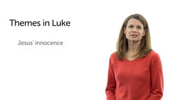 Themes in Luke