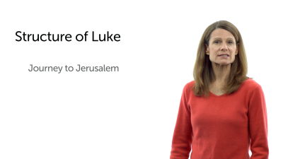 The Structure of Luke