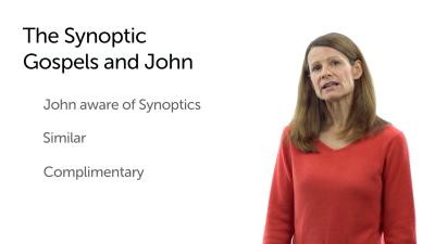 The Synoptic Gospels and the Gospel of John