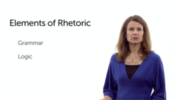 Ancient Rhetoric