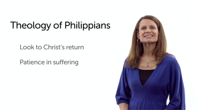 Theology of Philippians