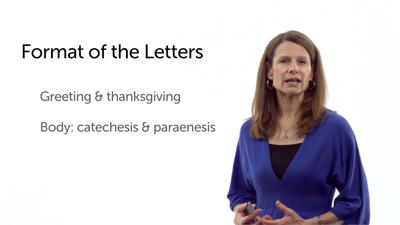 Paul the Letter Writer