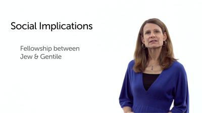 Social Implications of the Gospel