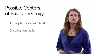 Center of Paul's Theology