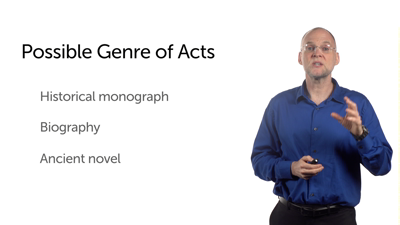 Genre of Acts