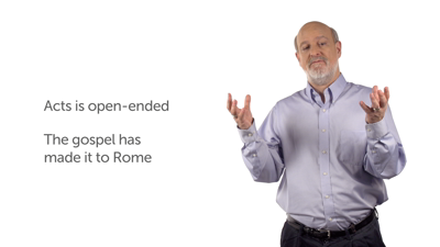 Paul Arrives in Rome