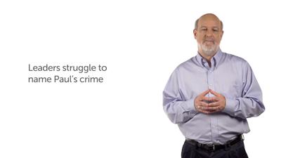 Paul's Appeal to Caesar