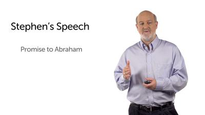 Stephen's Speech
