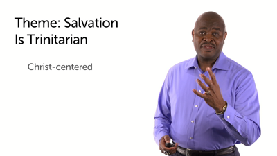 4. Salvation Is Trinitarian