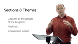 Literary Context of the Sermon