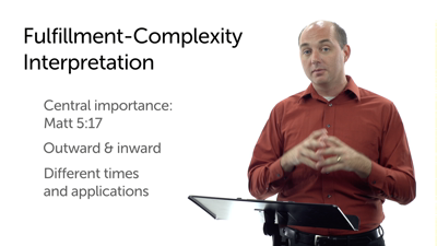Interpretation: Fulfillment-Complexity