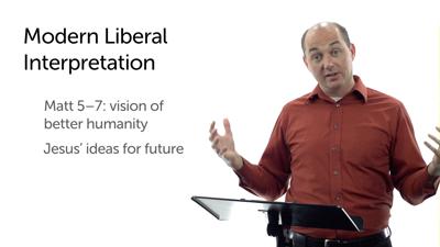Interpretation: Modern Liberal