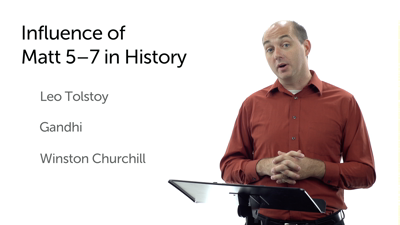 History of Interpretation: Importance of the Sermon on the Mount