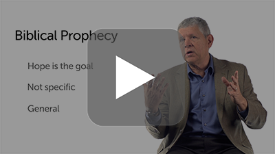 Prophecy and the Present