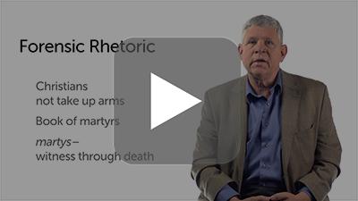 Rhetoric in Revelation