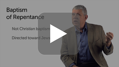 The Transition from John's Ministry to Jesus' Ministry