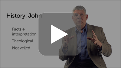 History in the Gospel of John