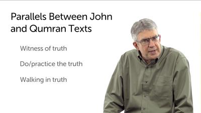 Qumran and John: Dualism