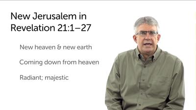 Revelation on New Jerusalem