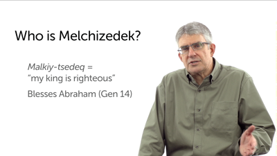 Hebrews on Melchizedek