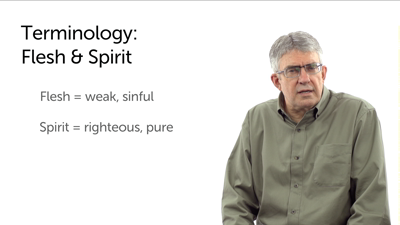 The Flesh and Spirit