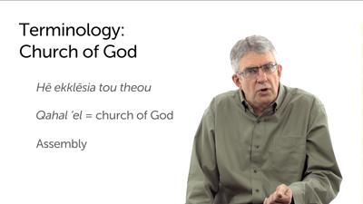 Paul and Qumran: Ecclesiastical Terminology