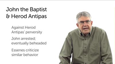 John the Baptist: Part 2