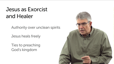 Jesus' Exorcism and Healing