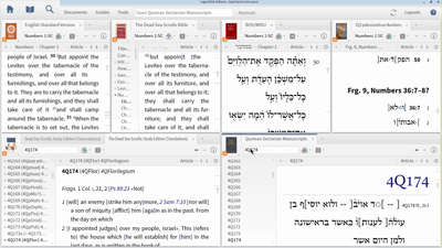 Adding the Sectarian Dead Sea Scrolls to the Dead Sea Scrolls Layout