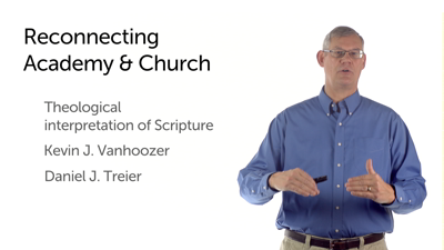 Recent Emphases in Biblical Theology