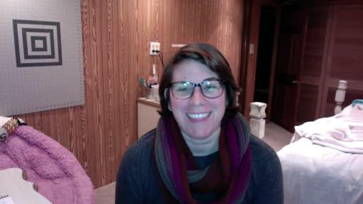 Miss Marcia January 21 video