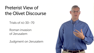 The Olivet Discourse: Matthew 24