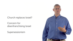 Israel and the Church: The Pattern and an Exception