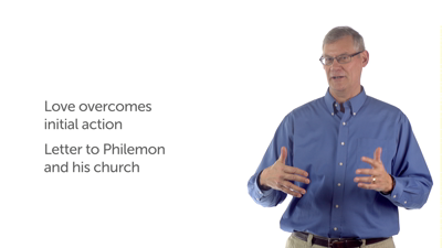 Love in Action: Philemon