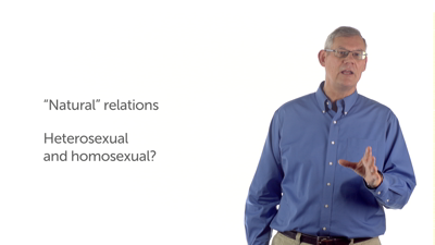 The Shape of the Christian Life: Sexual Practice