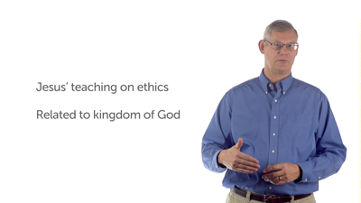 Ethics and the Kingdom