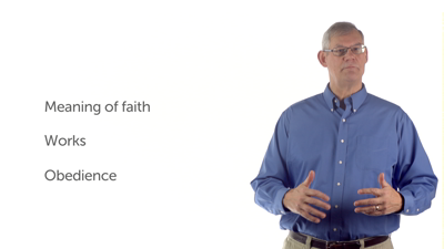 Rethinking Justification by Faith Alone