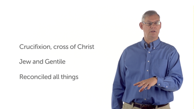 The Cross and Paul: Reconciliation