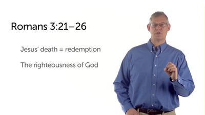 The Cross and Paul: Penal Substitution