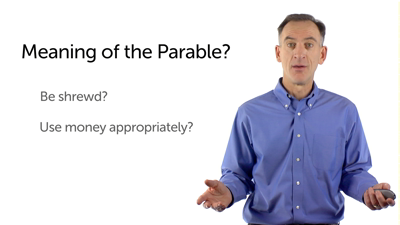 The Parable of the Unjust Steward