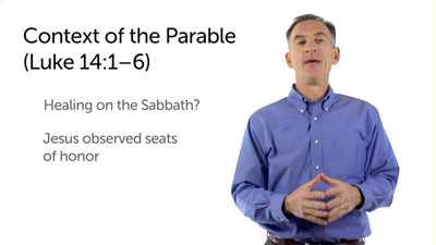 Parables about Friendship and Association